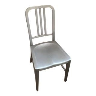 GoodForm Aluminum Navy Chair