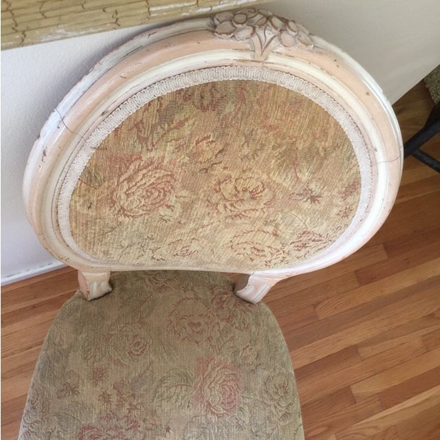 French Provincial Chairs - A Pair - Image 4 of 9