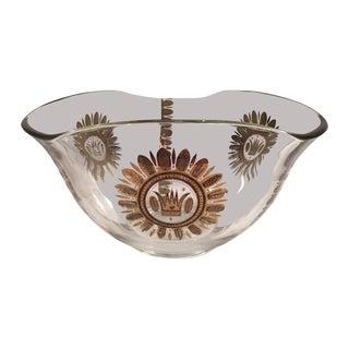 Vintage Georges Briard Regalia Bowl