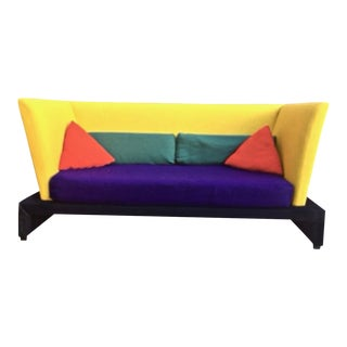 Prisma Collection Sofa (1984) by Milo Baughman for Thayer Coggin