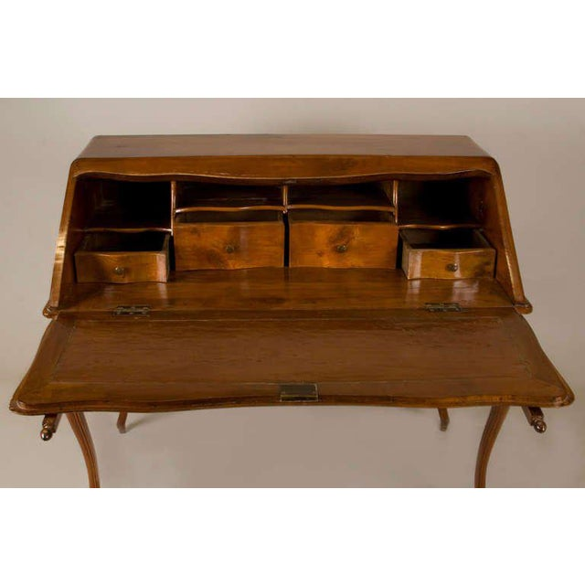 Circa 1825 French Slant Front Writing Desk - Image 4 of 7