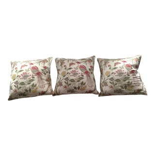 Pottery Barn Pillows - Set of 3