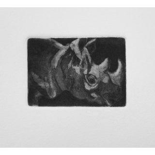Art Print - Rhino by Sylvia Roth