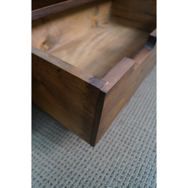CG Derstine Bucks County Hand Crafted Pine Cabinet - Image 5 of 10