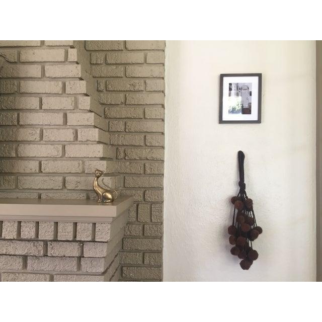 Antique Art Deco Brass Siamese Cat Statue - Image 5 of 5
