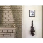 Image of Antique Art Deco Brass Siamese Cat Statue