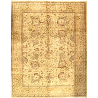 """Pasargad NY Sultanabad Design Hand-Knotted Rug - 9'2"""" x 12'"""