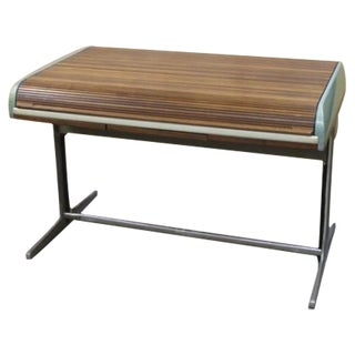 Herman Miller Vintage 1950s Tambour Desk