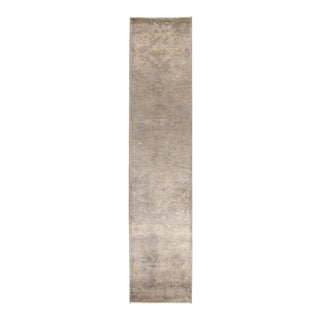 """Hand Knotted """"Vibrance"""" Runner Rug - 2' 7"""" X 12' 2"""""""