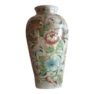 Mexican Ceramic Vase