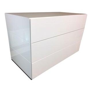 Niels Bendtsen White High Gloss Dressers