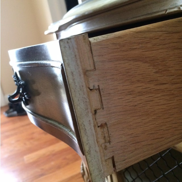 French Provincial Nightstand - Image 6 of 8