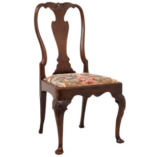 George I Walnut Chair