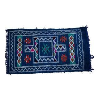 Moroccan Berber Rug - 1′9″ × 3′2″