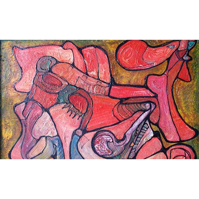 "Image of Alexander Gore ""Ocean Delight"" Oil Painting"