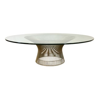 Warren Platner for Knoll Coffee Table