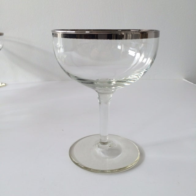 Champagne Glasses - Set of 6 - Image 2 of 5