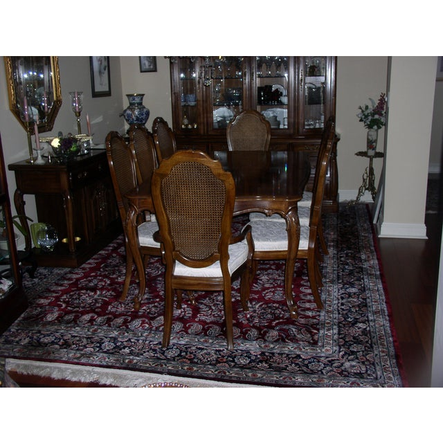 Thomasville Formal Dining Room Sets: Thomasville Dining Set With 8 Chairs