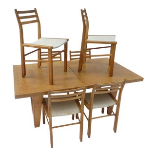 Guillerme Et Chambron French Dining Set