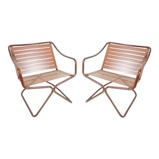Brown Jordan Kailua Dining Chairs - Pair