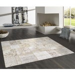 Image of Pasargad Patchwork Collection Rug- 5' x 8'