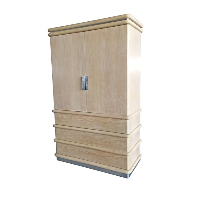 Jay Spectre for Century High Chest of Drawers - Image 1 of 4