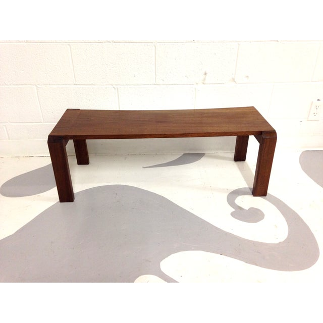 Mid-Century Coffee Table in Teak - Image 3 of 7