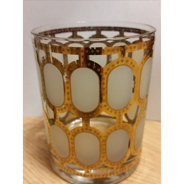 Image of Cera Glass Old Fashioned Tumblers - Set of 4
