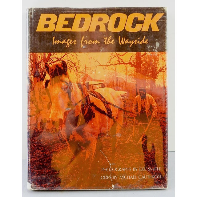 """""""Bedrock : Images From the Wayside"""" 1975 Book - Image 2 of 11"""