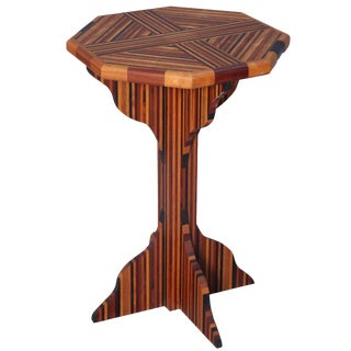 Arts and Crafts Style Occasional Table