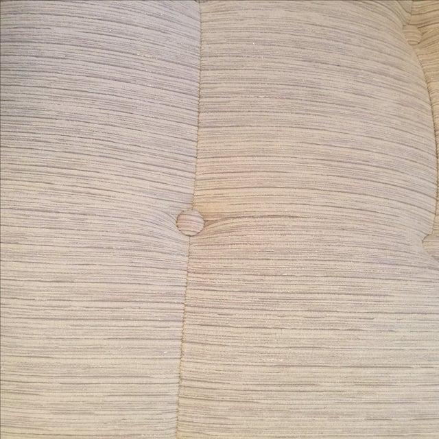 Adrian Pearsall Tufted Gondola Sofa - Image 8 of 8