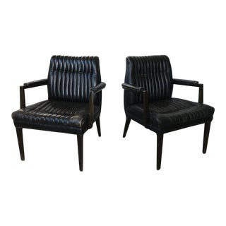 Club or Side Chairs by Monteverdi Young - Pair