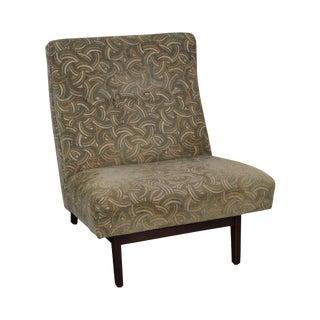 Jens Risom Mid-Century Lounge Chair