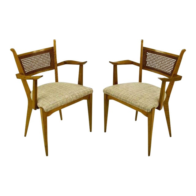 Set Six Edmond Spence Swedish Dining Chairs - Image 1 of 10