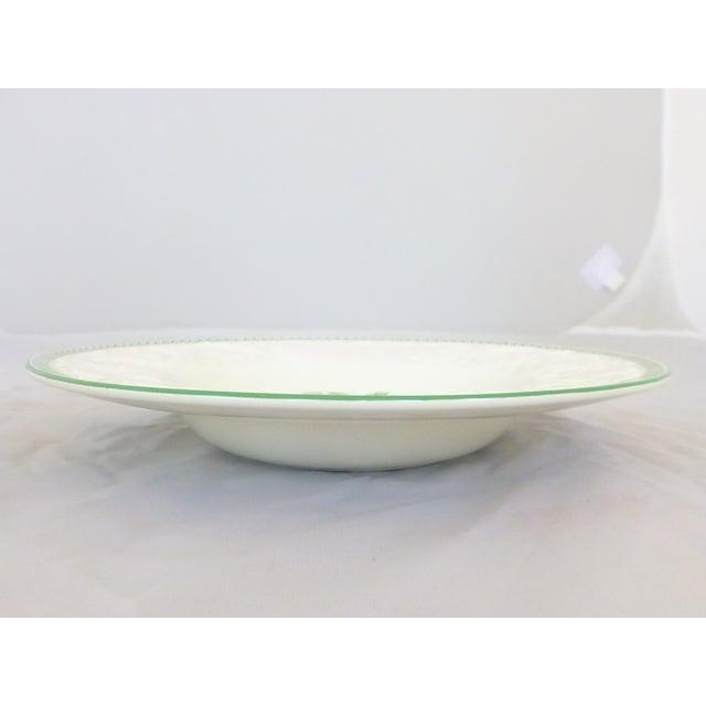 Wedgwood Creamware Rim Soup Bowls - Set of 5 - Image 4 of 7