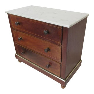 Salesman's Miniature Chest of Drawers