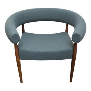 Nanna Ditzes Mid-Century Ring Chair