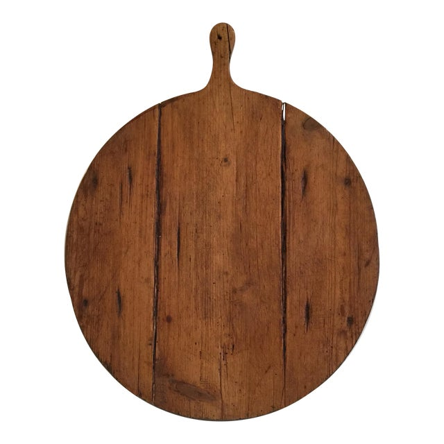 French Wooden Serving Board - Image 1 of 5