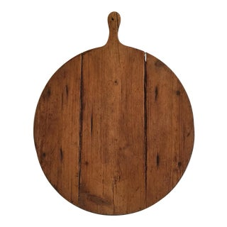 French Wooden Serving Board
