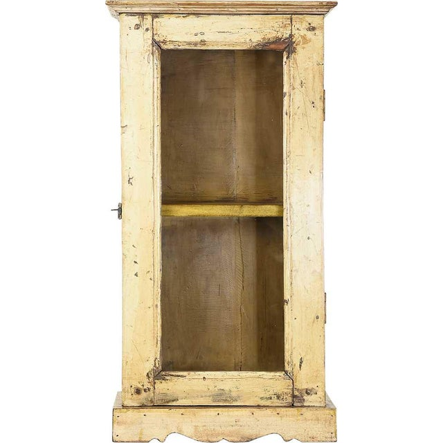 Tuscan Sun Showcase Wall Cabinet - Image 2 of 4