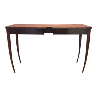 Modern Wooden Console Table