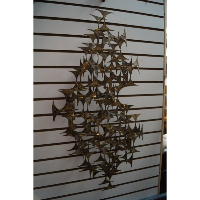 Marc Creates Mid-Century Modern Wall Sculpture - Image 2 of 10