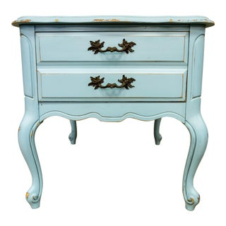 Bassett Furniture Shabby Chic Nightstand