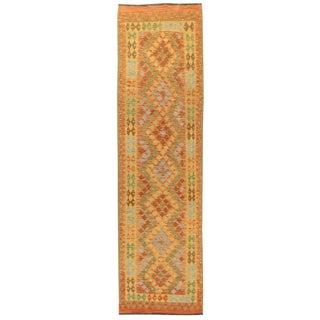 """Apadana - Modern Kilim Rug, 2'10"""" x 10'1"""""""