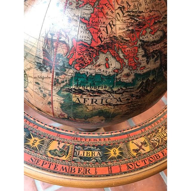 1970s Mid-Century French Globe Bar - Image 5 of 11
