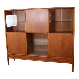 Large Hutch or Wall Unit by T.H. Robsjohn-Gibbings