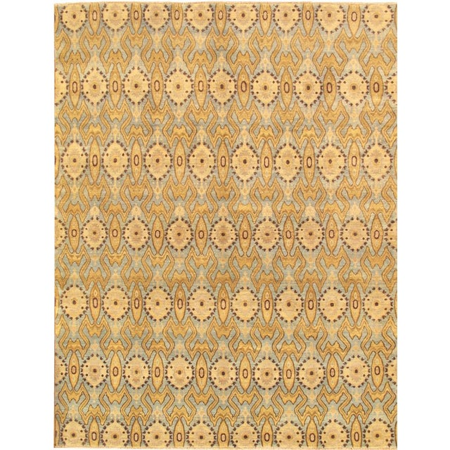 Ikat Collection Transitional Rug - 8'x10' - Image 1 of 1