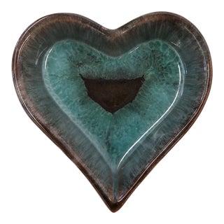 Heart Shaped Ceramic Trinket Dish
