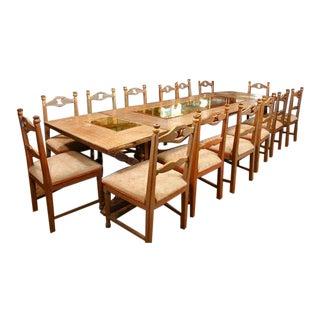 J.W. Wyllie Santa Barbara Dining Set