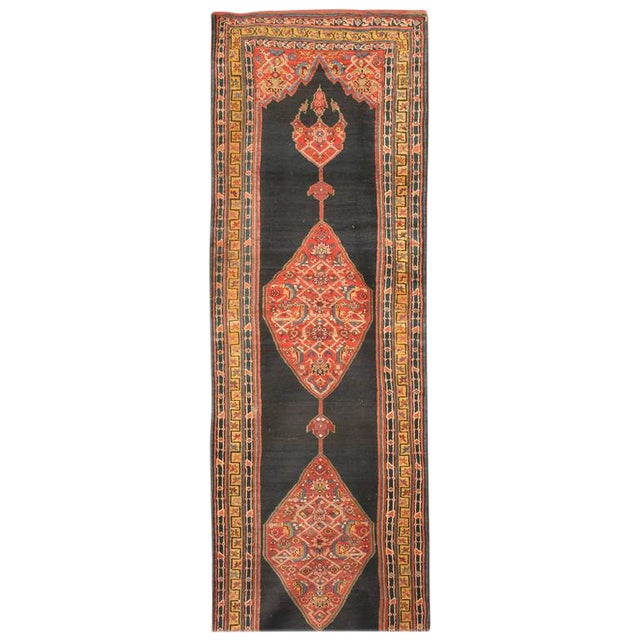 Antique 19th Century Persian Souj Boulak Runner - Image 1 of 2
